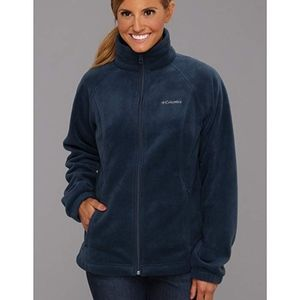 Women's Columbia Interchange Fleece Zip Up Jacket